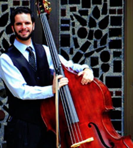 August Berger Martin double bass