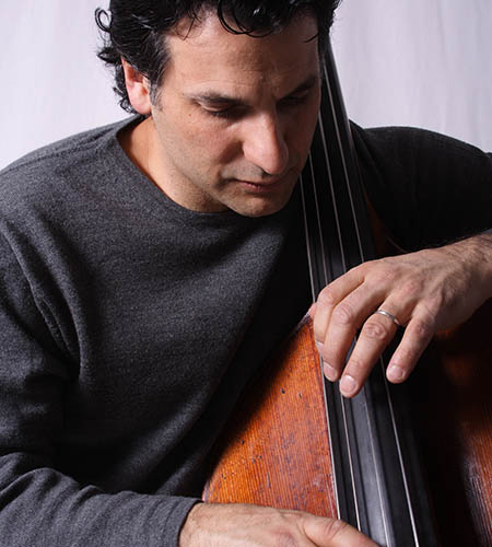 John Patitucci Double Bass Player