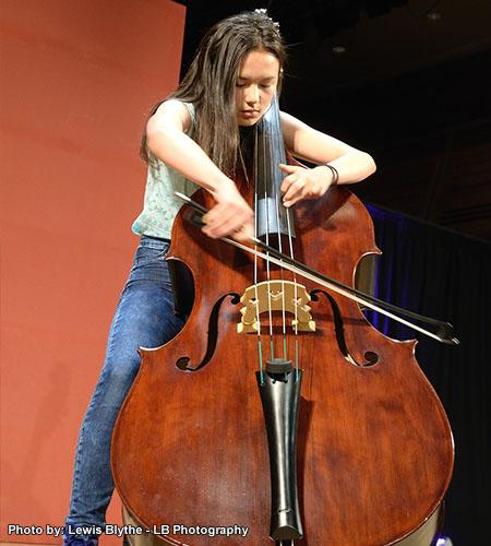 Lisa Lukavsky Martin Concerto Double Bass