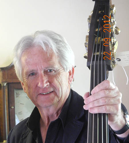 Lloyd Williams (New Zealand) Martin Bass