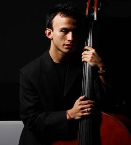Meherban Gillett Martin double bass