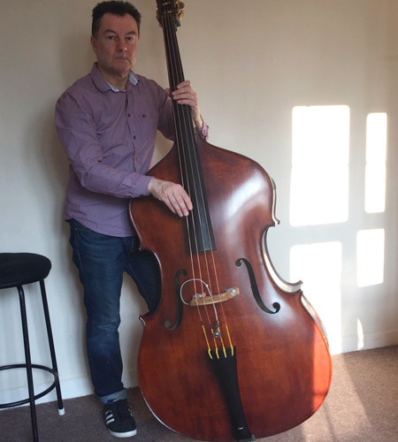 Steve Picking Martin 4/4 Double Bass