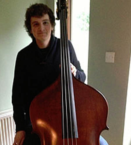Tom Morgan Martin double bass